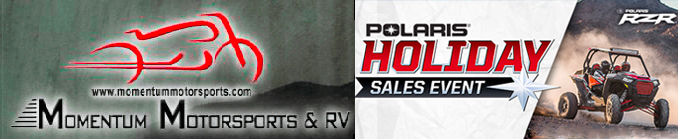 Momentum Holiday Sales Event 2018