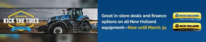 Nortex Tractor Kick the Tires Event 2019