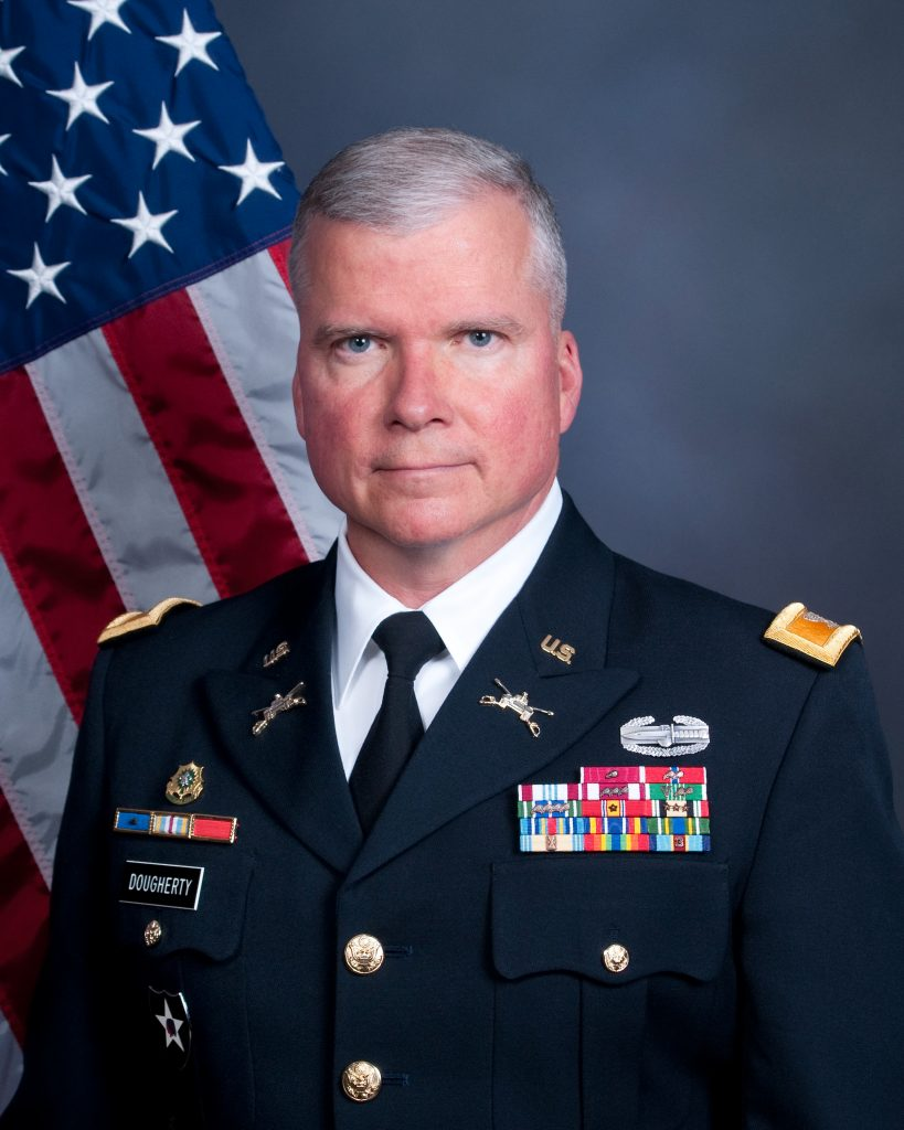 Col Marshall Taylor
