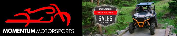 Momentum Polaris New Years Sales Event 2020