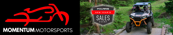 Momentum Polaris New Years Sales Event 2020