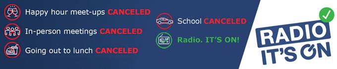 Radio It's On (COVID-19 timing)