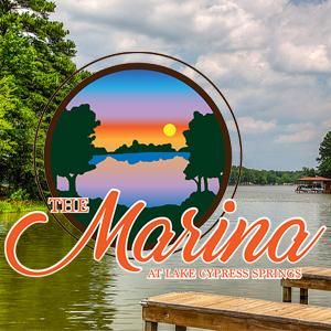 Marina at Lake Cypress Springs Millionaire Tile