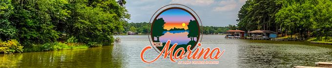 Marina at Lake Cypress Springs Header
