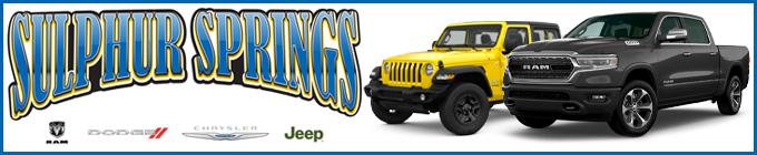 Sulphur Springs Dodge Header