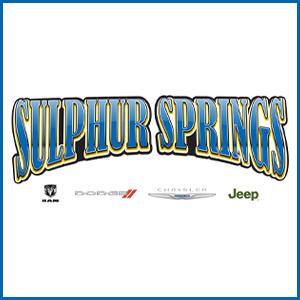 Sulphur Springs Dodge Millionaire Tile