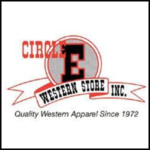 Circle E Western Store Square