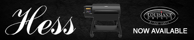 Hess Louisiana Grills Header