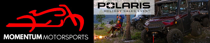 Momentum Polaris Holiday Sales Event 2020