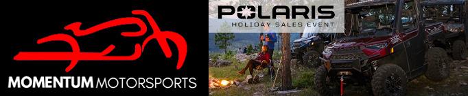 Momentum Polaris Holiday Sales Event 2020