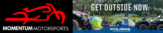 Momentum Polaris Get Outside Now