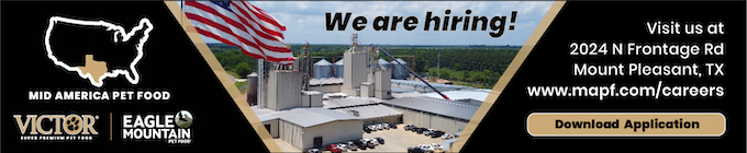 Mid America Pet Food Header