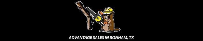 Advantage Sales Bonham Header