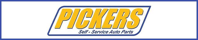 Picker's Auto Parts Header